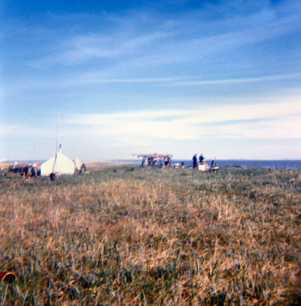 142-Bob-and-Carrie-Uhls-camp-Sesolik-1968