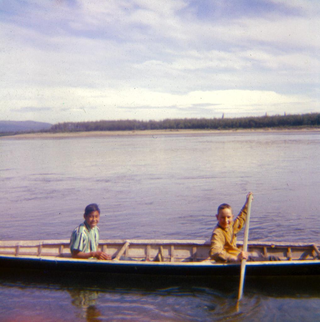 1965 Gary and Carroll Gray-kayak .