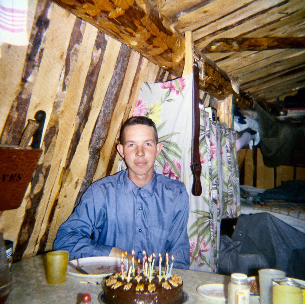 1965 Richard's 17th Birthday