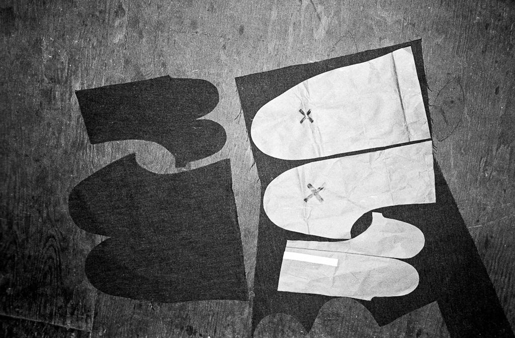 1978 Oliver's mitten pattern