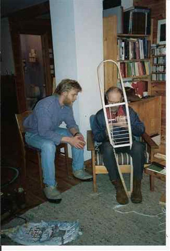 Image 149 snowshoe repair