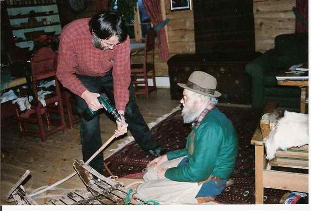 Image 150 sled repair
