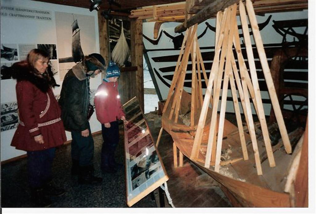OLIVER-ANORE-MIKKEL-AT-THE-FOLKMUSEUM