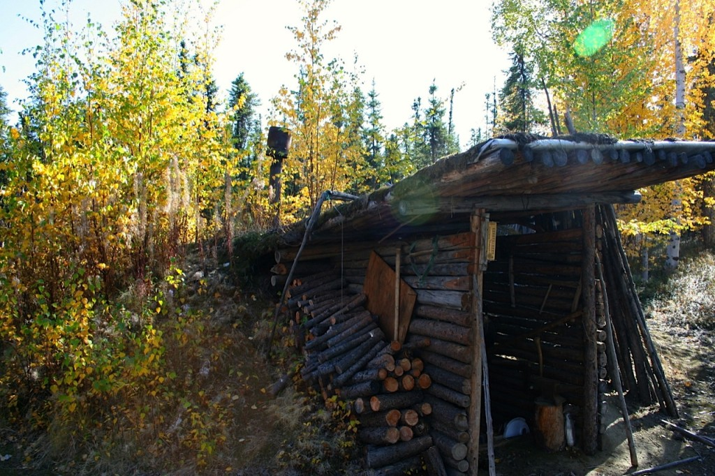 Entrance-to-Oliver's-house-at-Deadfish-Lake-1024x682